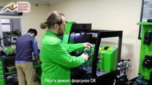 Ремонт насос-форсунок и секций PLD